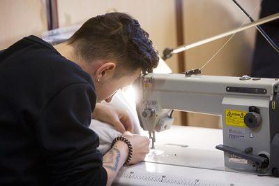 Departamento de Textil, Confección y Piel